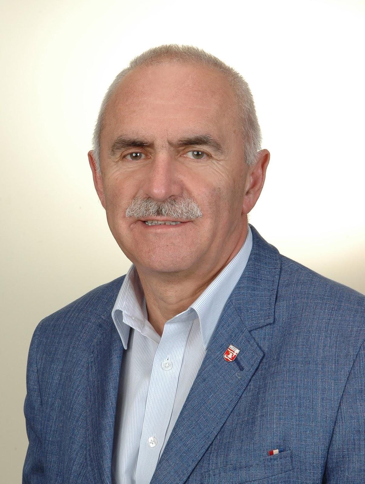 Sekretarz Powiatu Mirosław Leśny
