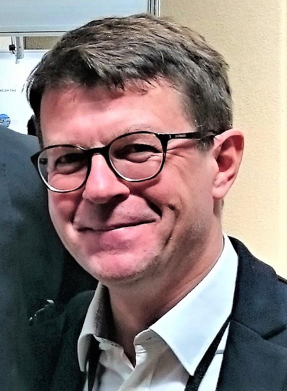 Przewodniczący Rady Powiatu Tadeusz Jasionek